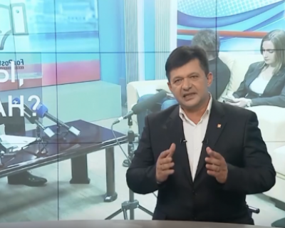 Журналист гостелерадиокомпании Севастополя поставил чёрную метку Ивану Комелову