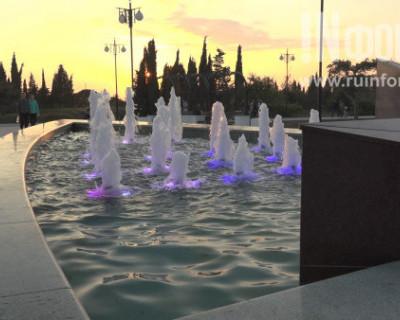 Парк Победы в Севастополе стал прекрасным