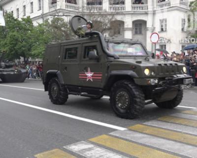 Севастополь отмечает День Победы