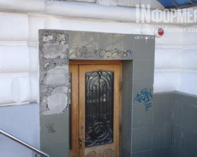 Уродские надписи на теле Севастополя