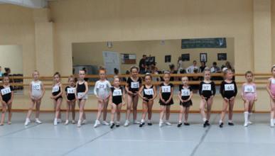 Более ста юных севастопольцев прошли конкурс для поступления в Академию хореографии