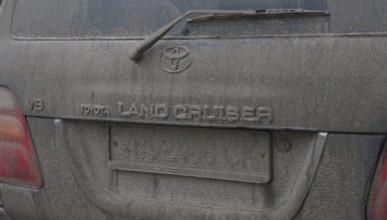 Россиян будут лишать прав за грязные автомобильные номера