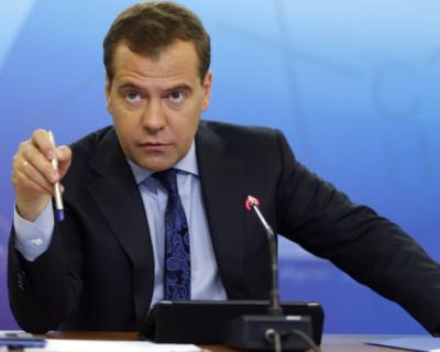 Медведев: ответственность за Крым лежит на всех политических силах страны