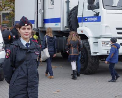 Севастопольские полицейские вернули маме пропавшую трёхлетнюю дочку
