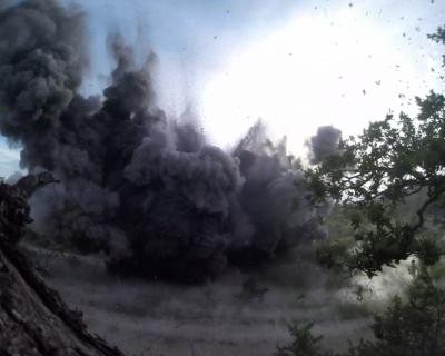 В Севастополе взорвали 11 авиабомб