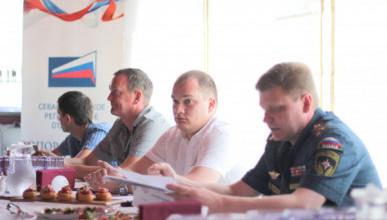 «Опора России» выстраивает в Севастополе прямой диалог между предпринимателями и МЧС