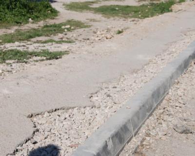 Есть дороги, но нет тротуаров: особенности ремонта по-севастопольски