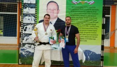 Севастополец выиграл всероссийский турнир по дзюдо