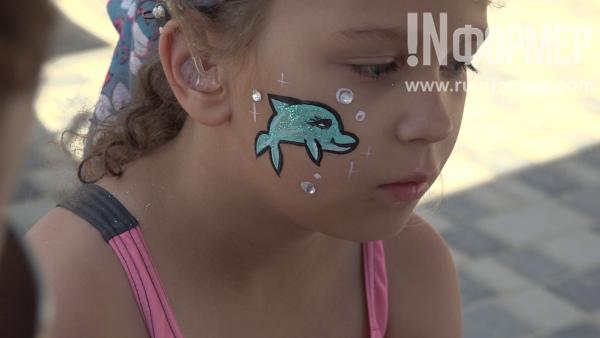 детский пляж в Севастополе