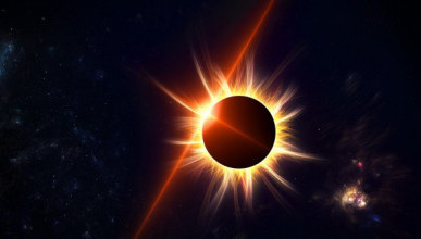 Жители Южного полушария смогут увидеть полное солнечное затмение