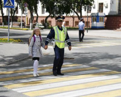 В Севастополе семилетний ребенок попал в ДТП