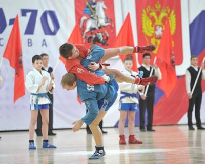 Для «Самбо-70» Севастополь особенный регион