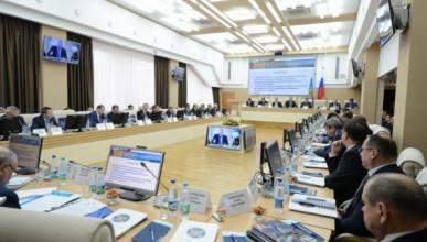 В Севастополе проходит заседание Морской коллегии