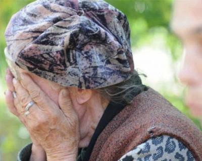 Будут сидеть! Два негодяя из Симферополя избили и ограбили севастопольскую старушку