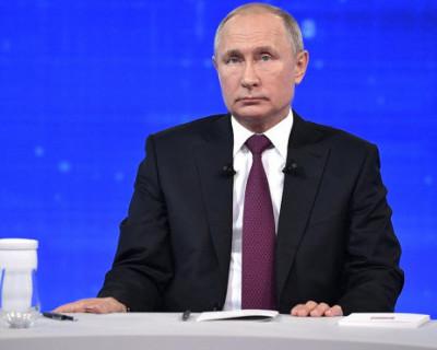 Путин отказался снижать зарплату чиновникам