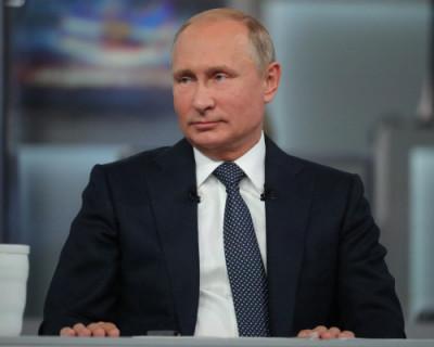 Самые яркие цитаты «прямой линии» с Владимиром Путиным