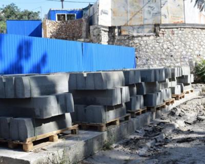 Улицу в Севастополе отремонтируют к сентябрю