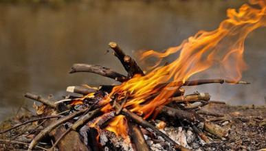 В Севастополе продолжается пожароопасный период