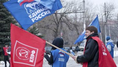 Депутатские мандаты в Заксобрании Севастополя распределят между собой единороссы и коммунисты