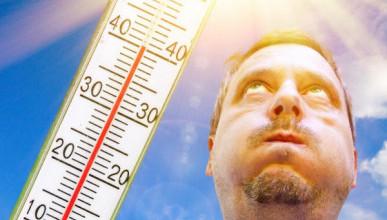 Как невыносимая жара мучает украинцев