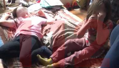 Двух девочек отобрали у родителей-сатанистов