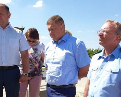 Евгений Кабанов принял участие в работе мобильной приемной президента РФ