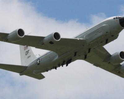 Самолеты ВВС США заметили возле берегов Крыма