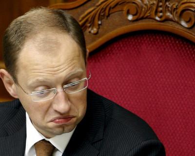 Им не скучно. Яценюка публично послал министр признавший Крым российским