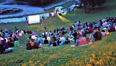 Бесплатные кинопоказы в парке Севастополя (РАСПИСАНИЕ)