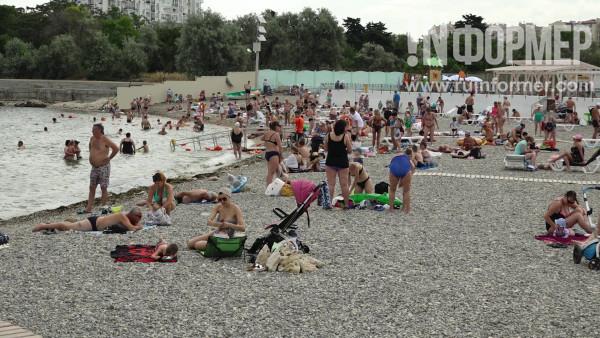 Отдых в Севастополе на пляже