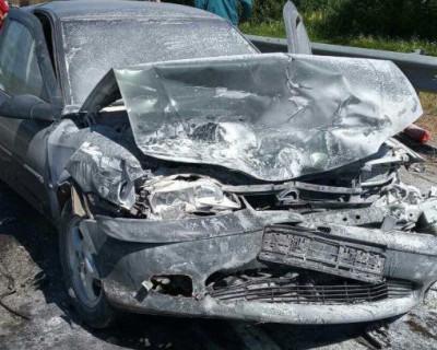 Названы основные причины ДТП на крымских дорогах