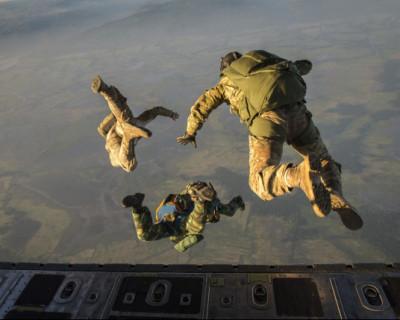 В Крыму погибли двое военнослужащих