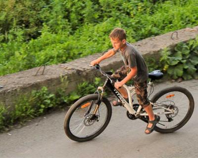 В Крыму автомобилист сбил ребенка на велосипеде