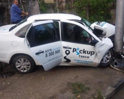 В Севастополе таксист убил пассажира (ВИДЕО)
