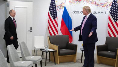 Трамп охарактеризовал Путина