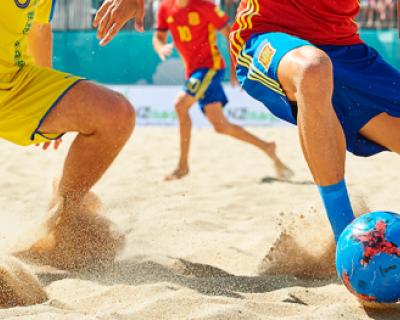В Севастополе стартовал фестиваль по пляжному футболу «Кубок губернатора города»