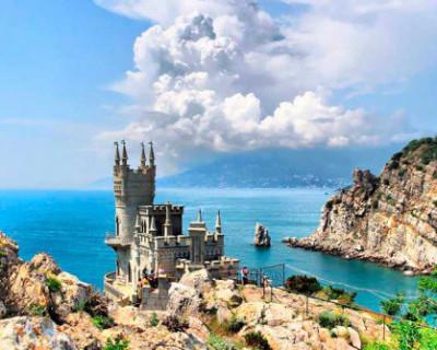 Где в Крыму отдыхают украинские туристы?