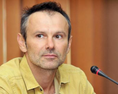 Вакарчук во время выступления назвал Крым частью Российской Федерации (ВИДЕО)