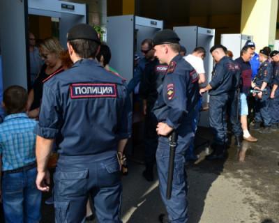 Уровень преступности в Севастополе на треть меньше, чем общероссийский