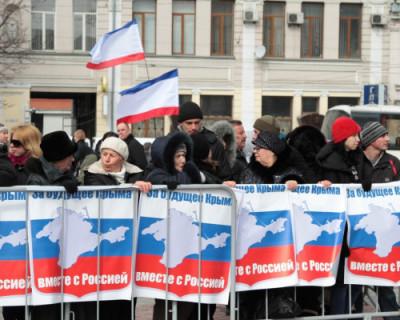 Повторный референдум в Крыму - неактуален