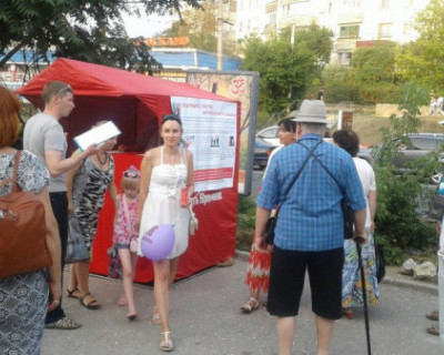 Большинство независимых кандидатов в Севастополе мучаются при сборе подписей