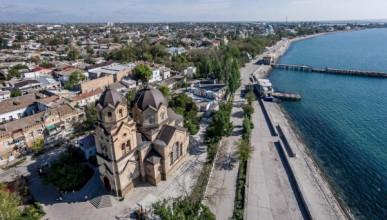 В Евпатории отдыхать дешевле, чем на курортах Краснодарского края