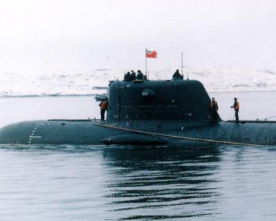 Рыбаки рассказали об аварийном всплытии российской подлодки АС-12