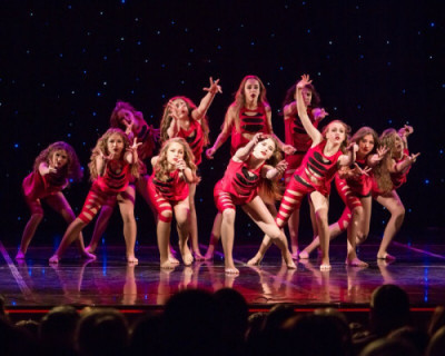 Чувственное танцевальное шоу в Севастополе (ВИДЕО)