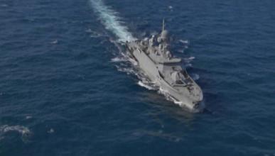 Черноморский флот проводит военно-морские учения