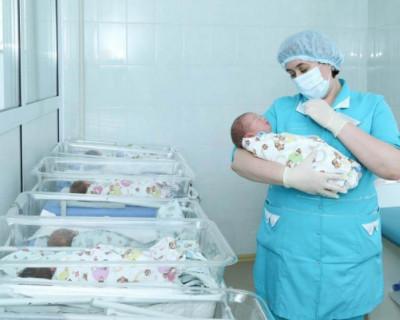 Рождаемость в России падает уже третий год подряд