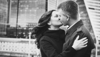 Россияне рассказали о лучшем месте для поцелуев