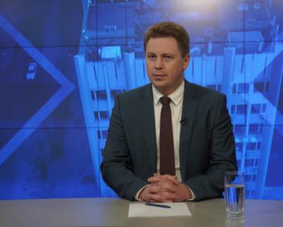 Дмитрий Овсянников поздравил севастопольское телевидение с днём рождения