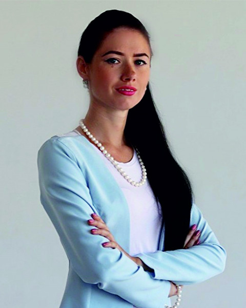 Ольга Кальницкая кто такая?