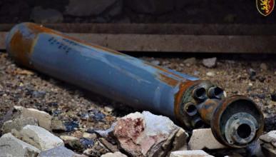 «Змей Горыныч» сжёг позиции украинских военных под Донецком (ФОТО, ВИДЕО)